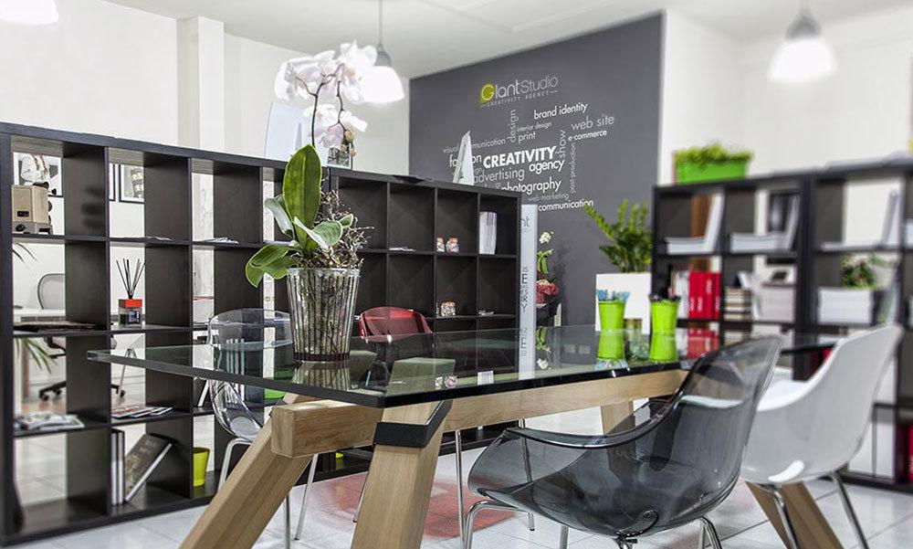 foto dell'agenzia Glant Studio: tavolo riunioni