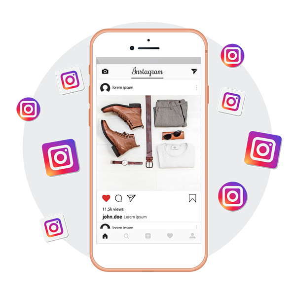 Instagram Advertising icon